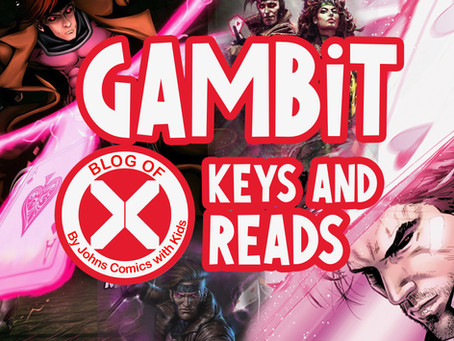 BLOG of X: GAMBIT - Keys and Reads