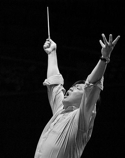 Conductor Long Yu