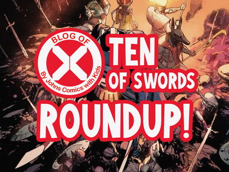 Blog of X: Ten of Swords ROUNDUP!