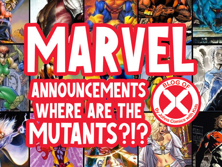 Blog of X: DISNEY Where Are The Mutants?