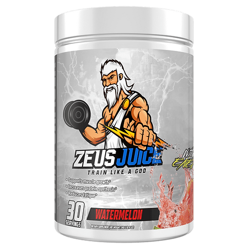 ZeusJuice Advanced BCAAs Watermelon