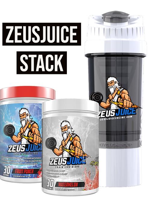 ZeusJuice Starter Stack