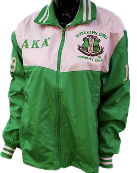 Alpha Kappa Alpha Track Jacket