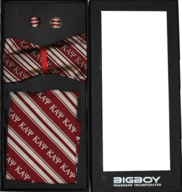KAPPA ALPHA PSI BOWTIE SET
