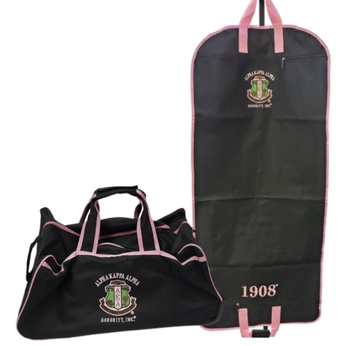 Alpha Kappa Alpha Traveling Bundle
