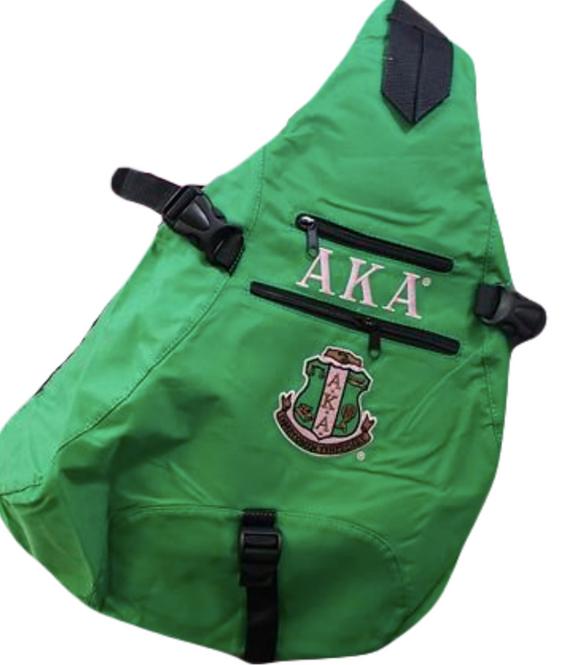 Alpha Kappa Alpha Sling Bag
