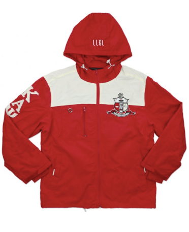 KAPPA ALPHA PSI WINDBREAKER
