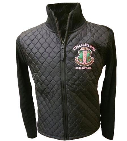 Alpha Kappa Alpha Sweater Jacket