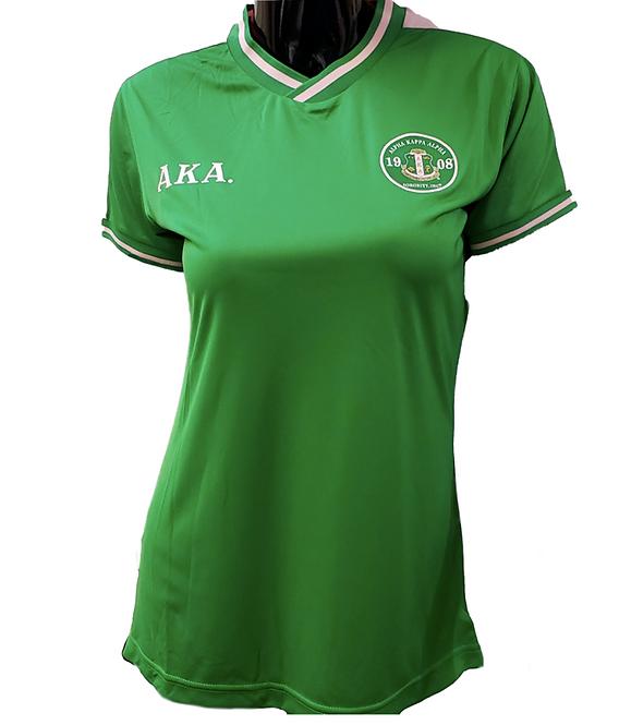 Alpha Kappa Alpha Soccer Jersey