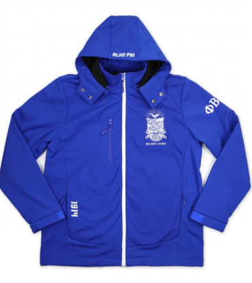 PHI BETA SIGMA COAT JACKET