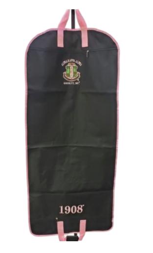 Alpha Kappa Alpha Garment Bag