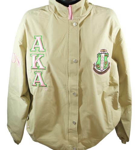 Alpha Kappa All Weather Jacket
