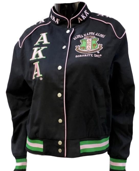 Alpha Kappa Alpha Racing Jacket