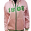 Thumbnail: Alpha Kappa Alpha Zip Up Hoodie