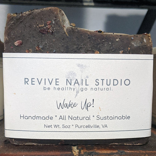 Wake Up!  natural soap