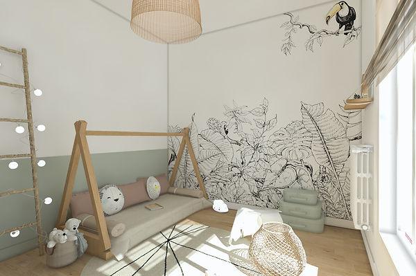 24 - Chambre Lina - Vers lit lipi.jpg
