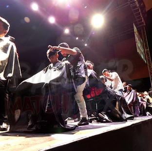 Barber Match México 2017