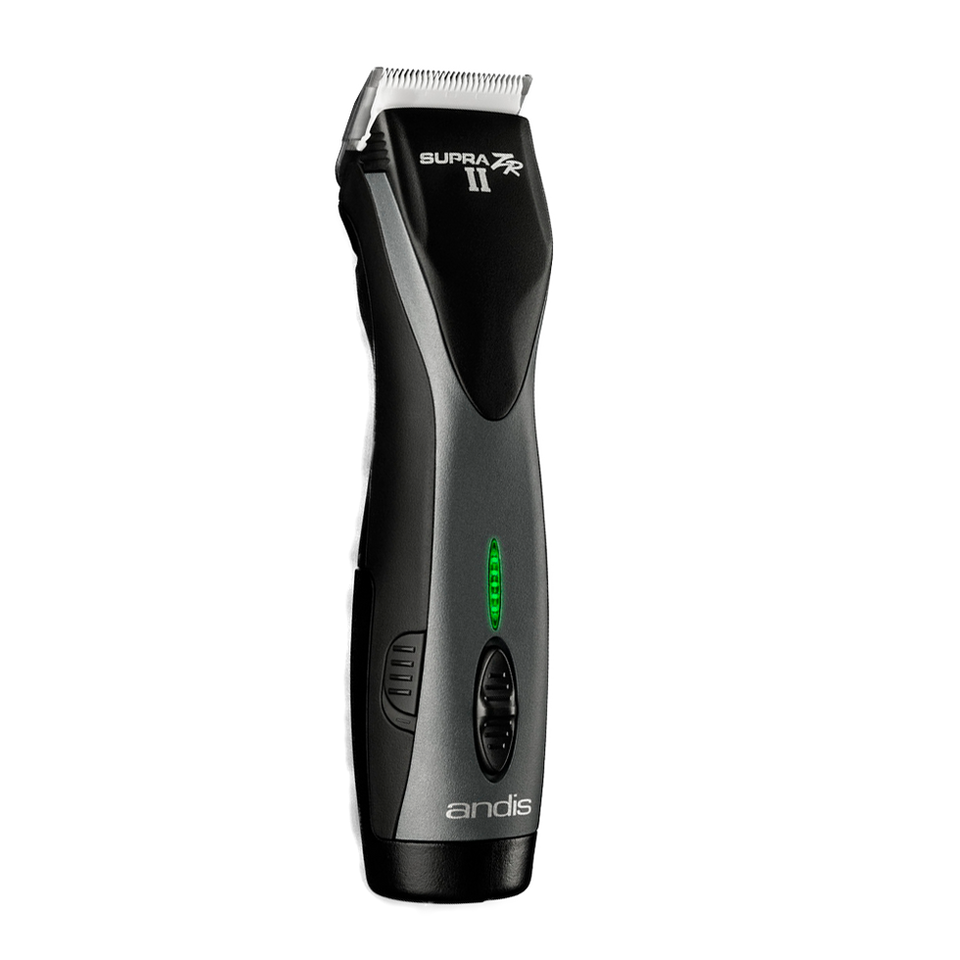 Andis® Supra ZR™ II Cordless Detachable Blade Clipper