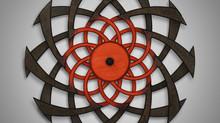 Вращающееся колесо