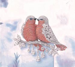 Bird Brooches, GRAFF