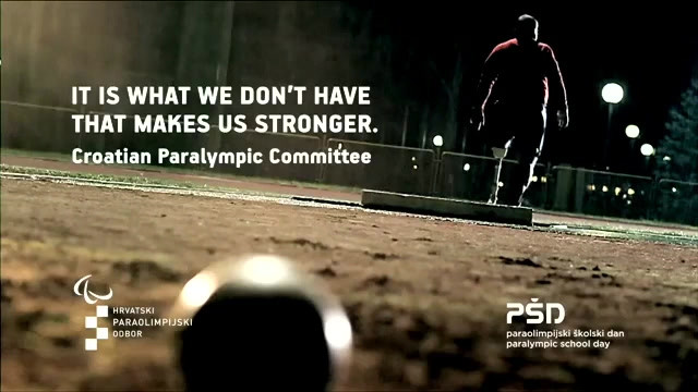 Ono što nemamo čini nas jačim