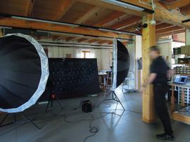 Campagna fotografica professionale con tecnica digitale a megapixel