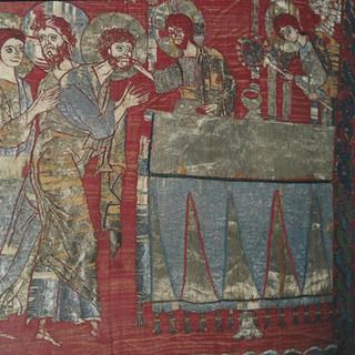 frammenti tessili archeologici etnografici