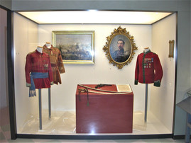 Museo del Tricolore, Sala napoleonica, Reggio Emilia