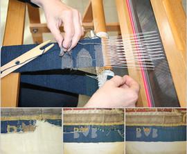 tessitura a telaio