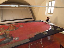 museo della Rocca Sanvitale, Fontanellato, Parma