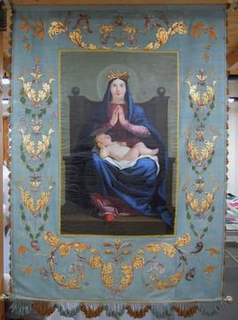 Parrocchia di Santa Maria Assunta, Forni di Sopra, Udine