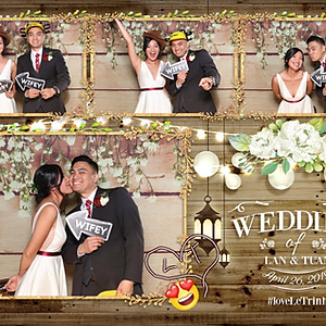 Lan & Tuan's Wedding