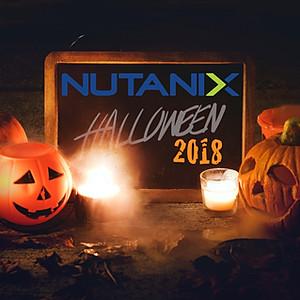 NUTANIX HALLOWEEN 201