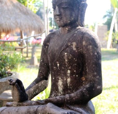 Bali style buddha