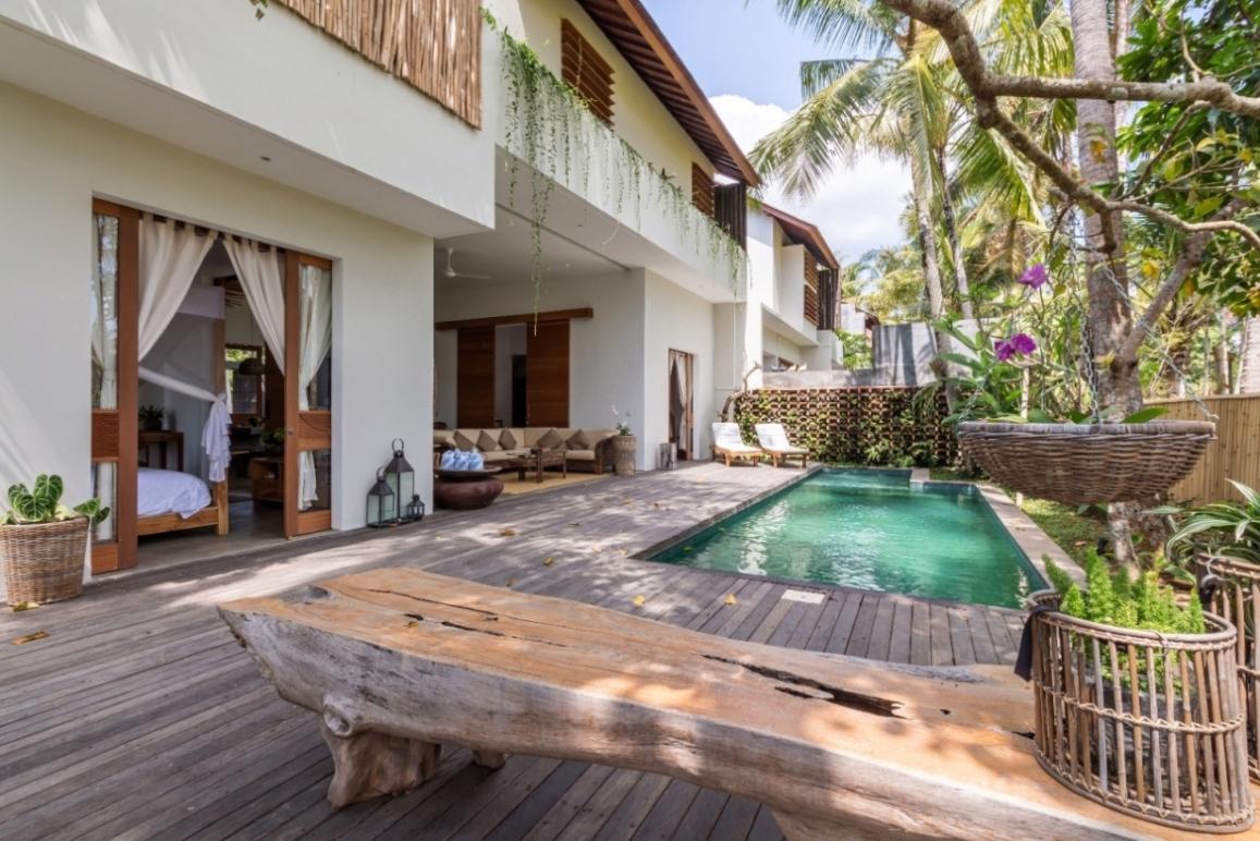 Designer villas