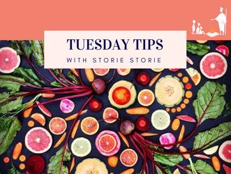 Tuesday Tips: Wellness