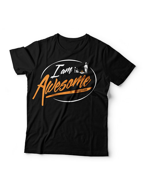 T-SHIRTS | I AM AWESOME