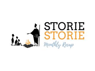 Storie Storie: March Recap