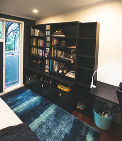 New Upstairs Library, Study, and Daybed