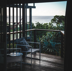Balconies with Spectacular Views