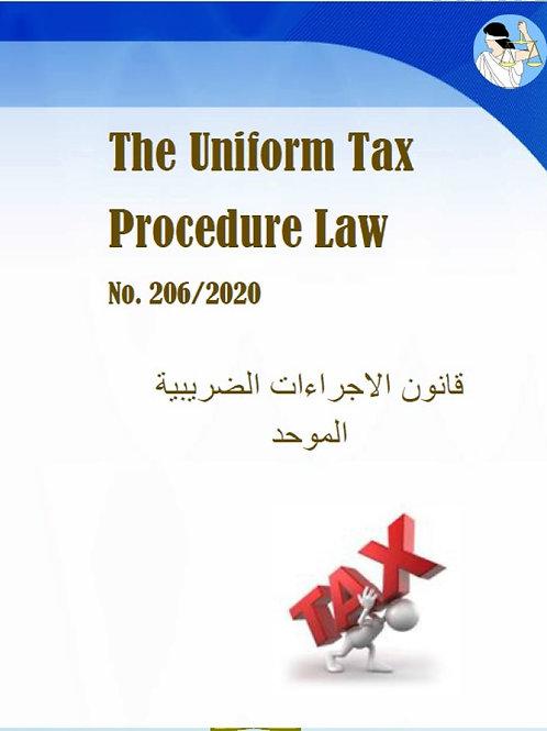 The Uniform Tax Procedure Law