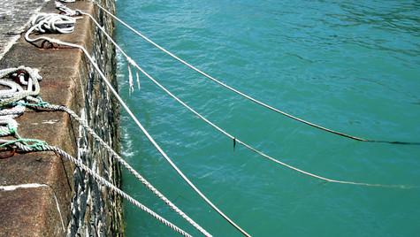 Fisherman's knots