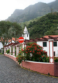 São Vicente sight seeing in Madeira