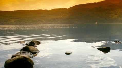 Loch Ness by Mark Blezard