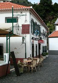 São Vicente in the South West of Madeira