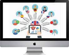 Work in 16 languages!