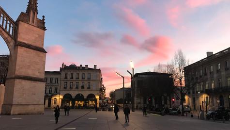Bordeaux City Centre by Mark Blezard