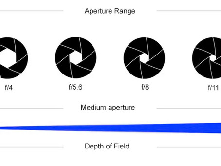 What is 'Depth of Field' in photography