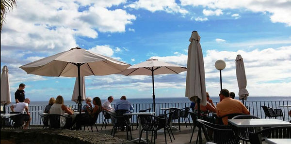 The Atlantic Restaurant in Funchal, Madeira