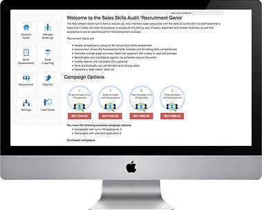 Recruitment Genie, employing sales executives